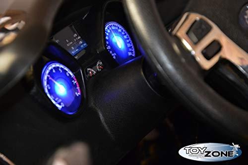 RC Auto kaufen Kinderauto Bild 3: ToyZone Kinderfahrzeug 12V Kinderauto Kinder Elektro Auto Ford Focus RS MP3 USB Ledersitz Eva Gummiräder 2,4 GHZ*