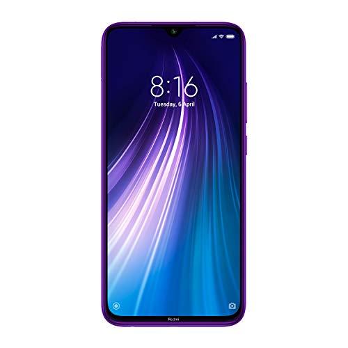 Redmi Note 8 (Cosmic Purple, 6GB RAM, 128GB Storage) - Extra 1,000...