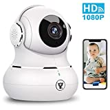 Wifi Camera, Littlelf 1080P Baby Monitor, WIFI IP Camera with 2-Way Audio, Manual