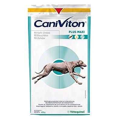 Vetoquinol Caniviton plus maxi 90 Chews