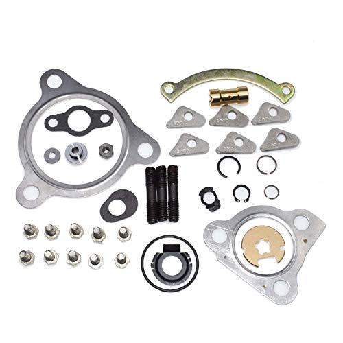 Turbo Ladegerät Reparatur Rebuild Rebuilt Turbolader Kit Set neue für KKK K03