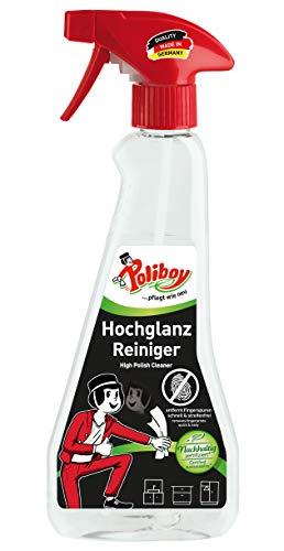 Poliboy Hochglanz Möbel Reiniger Sprühflasche 375ml (F4/18)