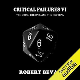 Page de couverture de Critical Failures VI