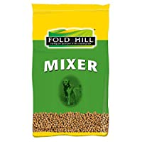 CEREALS, MINERALS & OILS & FATS - We use quality cereals grown by ourselves and other local farmers in this food mixer, ensuring full traceability. MIX WITH FOOD - Our kibble is designed to be fed with equal amounts of canned or raw meat. OVEN BAKED ...