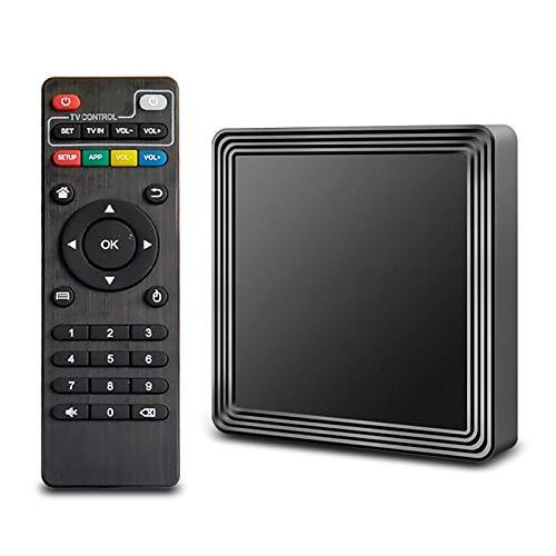 Aplicable Android 10.0 TV Campo X96 Mini 2021 X96Q 2 GB RAM 16 GB ROM Smart TV Box Allwinner H313 Quad Core Support 4K 3D Set Top Box X96 Mini WiFi Home Media Player