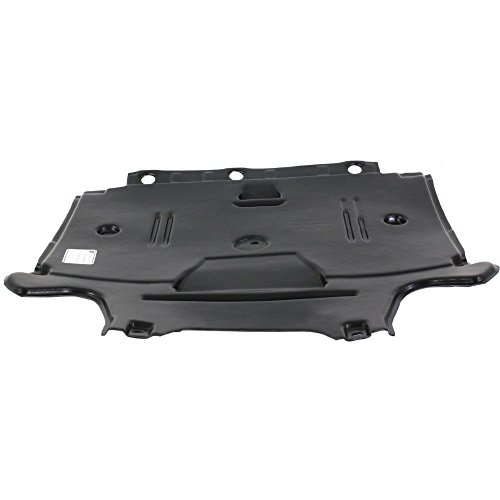 Engine Splash Shield compatible with Audi Q5 09-17 Under Cover Rear 2.0L Eng.