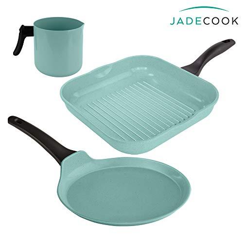 JADE COOK Paquete Comal + Pocillo + Grill