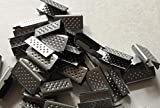 Sigilli in metallo bulinati per reggetta 16 x 0.50 400pz