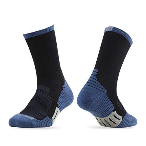 Chaussettes de randonnée Ms. Déodorant Ms. (Color : F(7pairs), Taille : S)