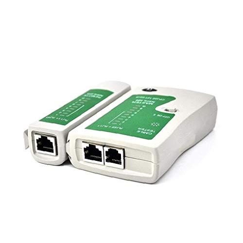 Línea de red Ethernet LAN Cable Tester RJ45 RJ11 Cat 5 N21CL...