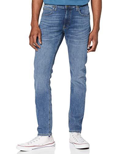 Lee Luke Jeans Vaqueros, Dk Visual Cody, 36W / 32L para Hombre