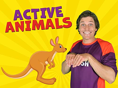 Hop Like a Kangaroo | Active Animals with Coach Josh
