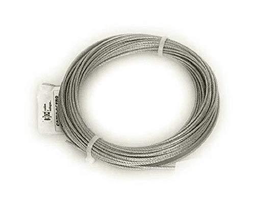 Cable Acero 100M 10Mm Marca HISPANOX. S.A.