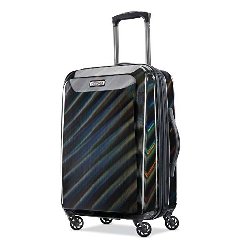 American Tourister Carry-On, Iridescent Black