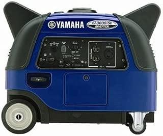 Yamaha EF3000iSEB, 2800 Running Watts/3500 Starting Watts, Gas Powered Portable Inverter