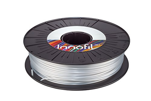 3D-printer InnoPet filament PET 0311 a075 EPR, 1.75 mm, 750 g, parel wit, door Innofil3D