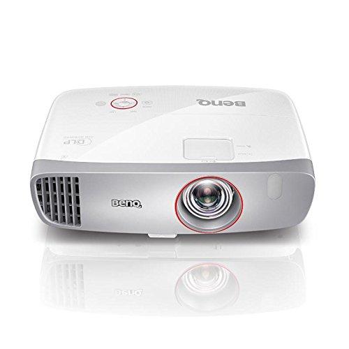 Benq W1210ST Video - Proyector (2200 lúmenes ANSI, DLP, 1080p (1920x1080), 16:9, 1524 - 3048 mm (60 - 120'), 15000:1)