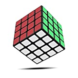 Speed Cube Set 4x4,Original Magic Cube Puzzle Toy,Full Size 62mm Advanced Version,QIYI W2 Speed Cube,Easy Turning & Smooth Play Durable Puzzle Cube Toy