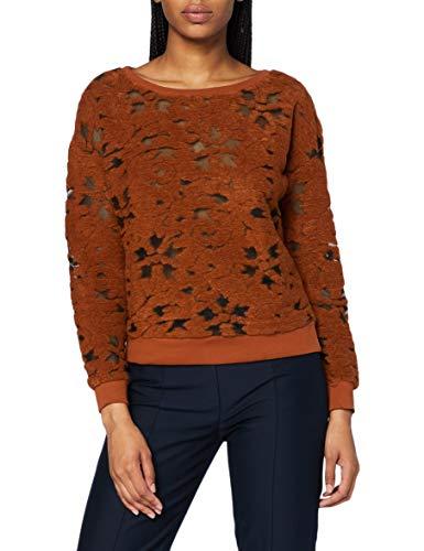 More & More Damen Sweatshirt Pullover, 0473, 46