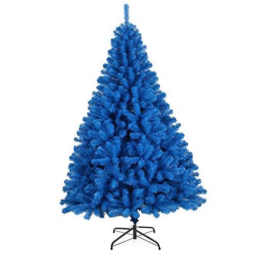 �rbol de Navidad color azul – 150 cm