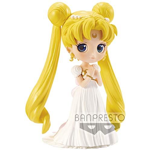 Ban Presto Sailor Moon Figur Q Posket Prinzessin Heiterkeit Sailor Moon 14 cm 35913