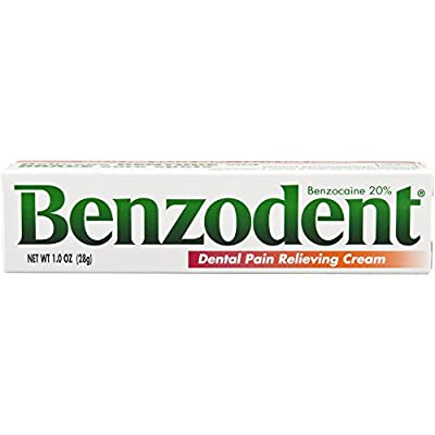Benzodent Dental Pain Relieving