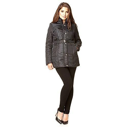 Calidad Moda - Ludo 3/4 acolchada chaqueta de invierno