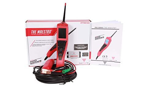 Power Probe The Maestro Comprobador de Circuitos Automotriz Herramienta de Diagnóstico Avanzada para Vehículos – PPTM01AS