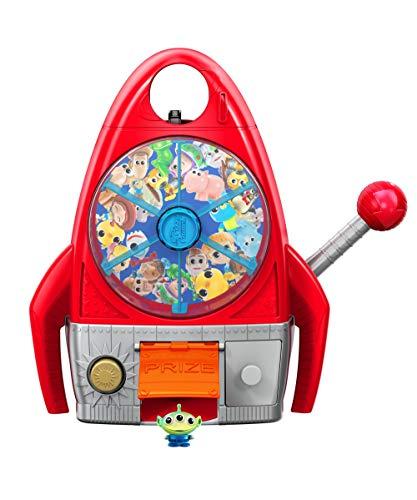Toy Story - Minifiguras Pizza Planet Slot Machine (Mattel GJ