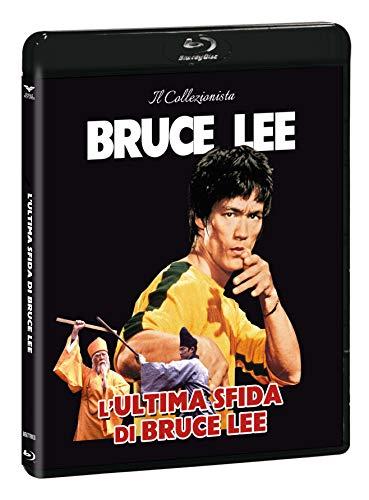"""L'Ultima Sfida Di Bruce Lee """"Il Collezionista"""" Combo (Br+Dv) + Bo"""
