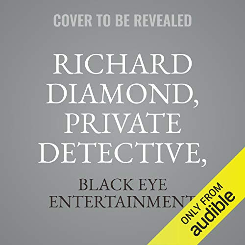 Couverture de Richard Diamond, Private Detective, Collection 3