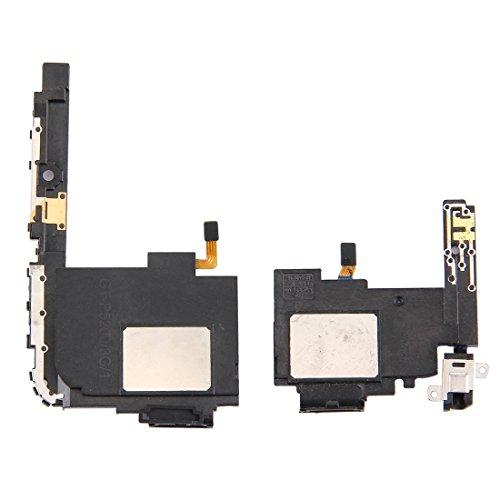 Compatibele Vervangings 1 Paar iPartsBuy for Samsung Galaxy Tab 3 10.1 / P5200 luidspreker Ringer Buzzer met koptelefoon aansluiting accessoire