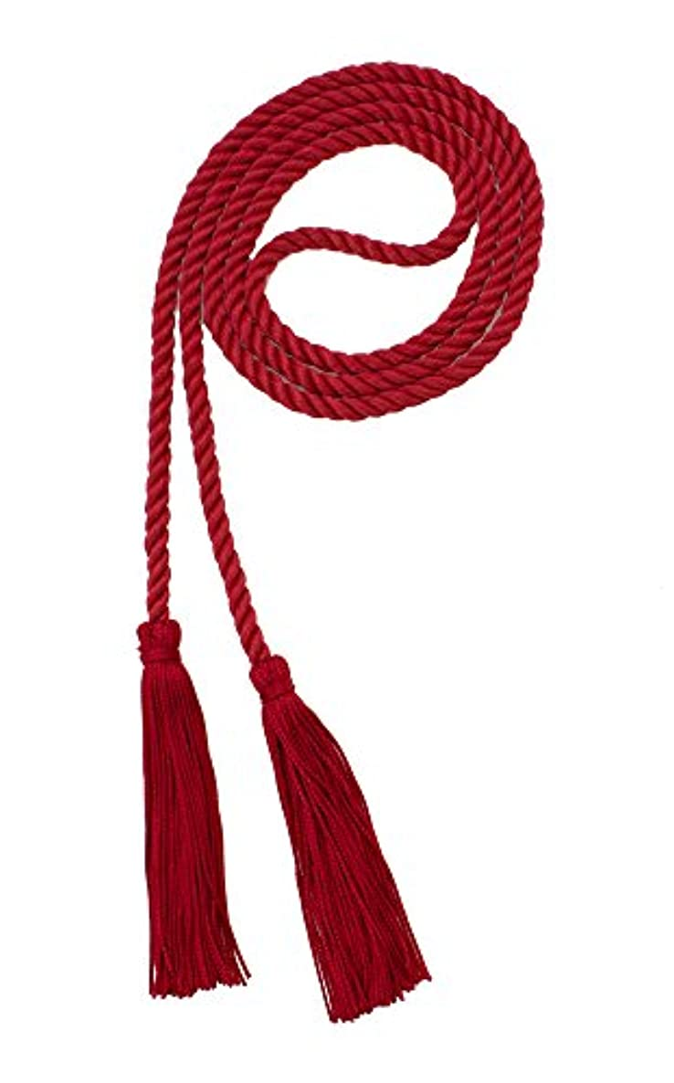 HONOR CORD RED - TASSEL DEPOT BRAND - MADE IN USA diutccgdykqzm4