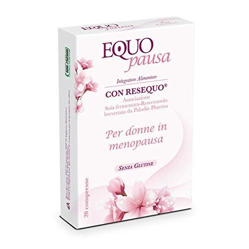 Equopausa Complete 20 compresse - integratore alimentare per la menopausa