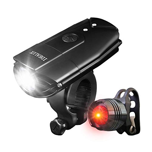 Bicycle Headlights Waterproof 1200LM XML U2 LED USB Bike Lights 3 Mode Headlamp