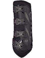 LeMieux Snug Boot Pro Black Front Horse Boots, Unisex Adulto