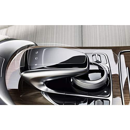LFOTPP Schutzfolie für Mercedes Benz C-Klasse V-Klasse GLC-Klasse AMG Center Console Control Maus
