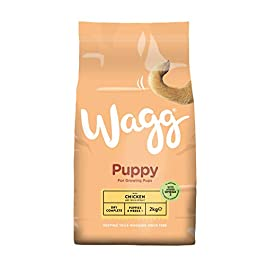 Wagg Puppy Food Complete Dry Mix (Pack of 6)