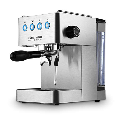 Electric computerized chilly brew dutch espresso machine business espresso maker bean with grinder included on the market