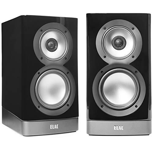 Elac ARB51-GB Navis Premium Powered Bookshelf Speakers