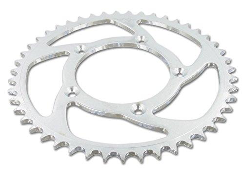 Preisvergleich Produktbild MZA Zahnkranz für Kettenrad-Mitnehmer,  47 Zahn - Simson S53,  MS50,  SR50