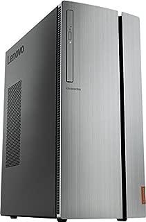 Newest Premium Lenovo IdeaCentre 720 Gaming Desktop, 8 Core AMD Ryzen 7 1700 Up to 3.7GHz (Beat i7-7700k), 16GB DDR4, 512GB SSD, DVDRW, 4GB AMD Radeon RX 560, WiFi, HDMI, 7 in 1 Card Reader, Win 10