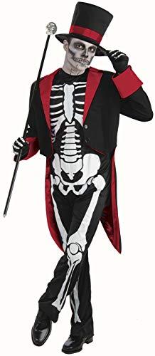 Forum Novelties, Inc Men's Mr. Bone Jangles Fancy Dress Costume Standard