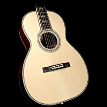 Martin Custom Shop Style 45 00-12 Adirondack Spruce and Madagascar Rosewood Acoustic Natural