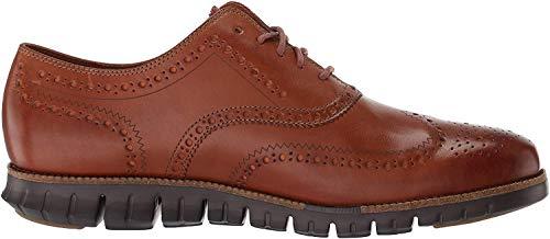 Cole Haan Zerogrand Wingtip, Zapatos de Cordones Oxford para Hombre