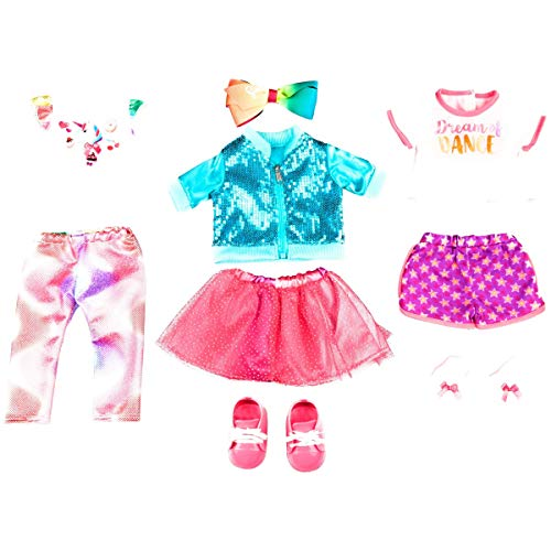 My Life As 9-Piece JoJo Siwa Doll Outfits Set