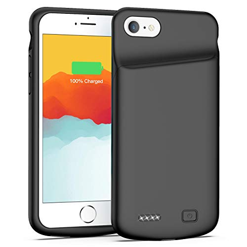 Top external battery case iphone 6s plus for 2021