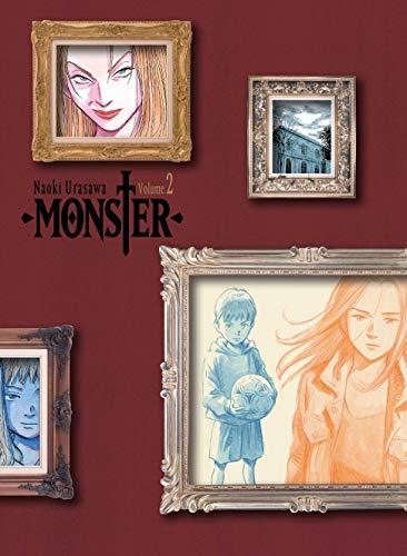 Monster Kanzenban - 2: Capa Dura