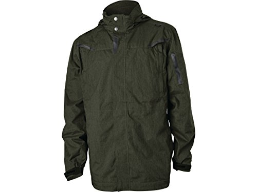 BLACKHAWK Fortify Jacket Moss Medium Waterproof, Poly Bag