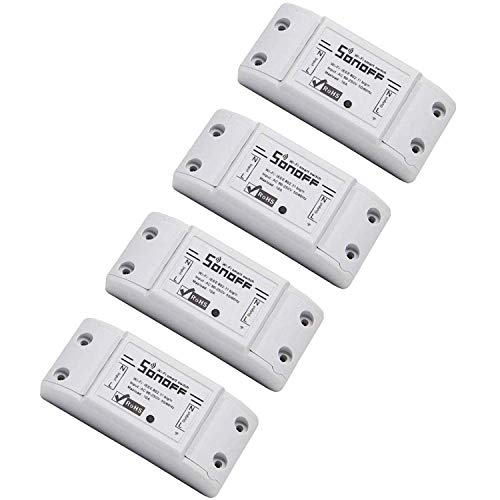 Sonoff Basic R2 - Interruptor Inteligente Universal con Mando a Distan